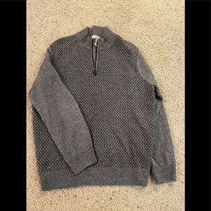 Men's Docker Half Zip